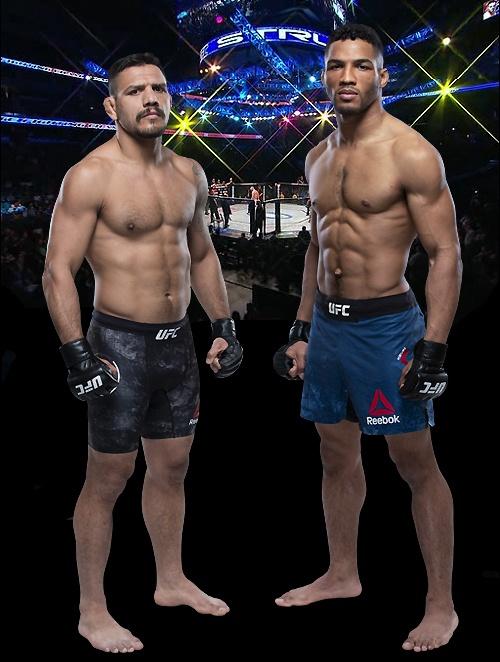 하파엘 도스 안요스(사진 왼쪽)와 케빈 리