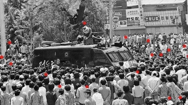 영화 <김군>의 한 장면