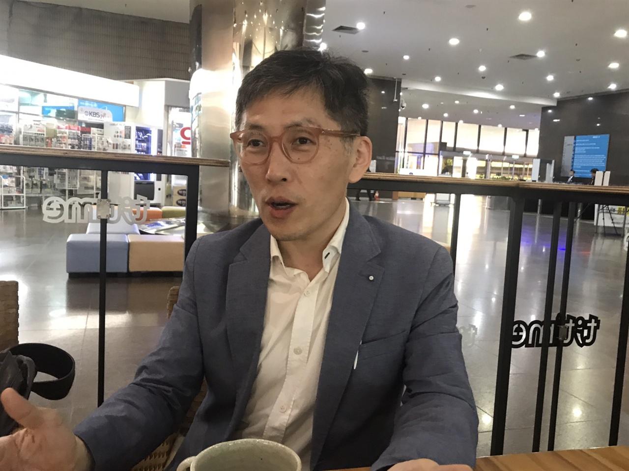 <KBS스페셜> '플라스틱 지구'의 송웅달 CP