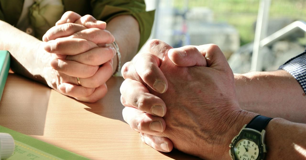 아버지는 마음을 잡고 성실하게 살아가는 아들에 대한 믿음이 있었다.