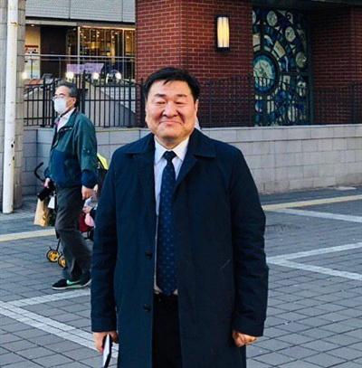 통일맞이 이혁희 운영위원장