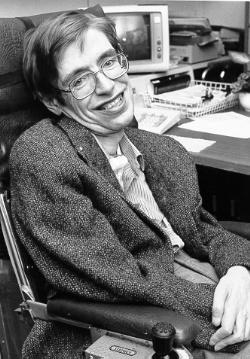 스티븐 호킹, 1980년대