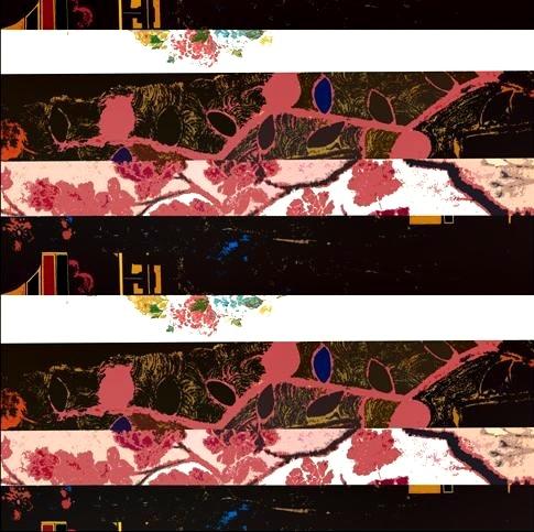김희순 작가가 2019 <민화 만화경>에 준비중인 작품 . 흘러간 물에 다시 발담글 수 없듯, 그는 오늘의 전시는 오늘의 것에서 와야한다고 믿는다.