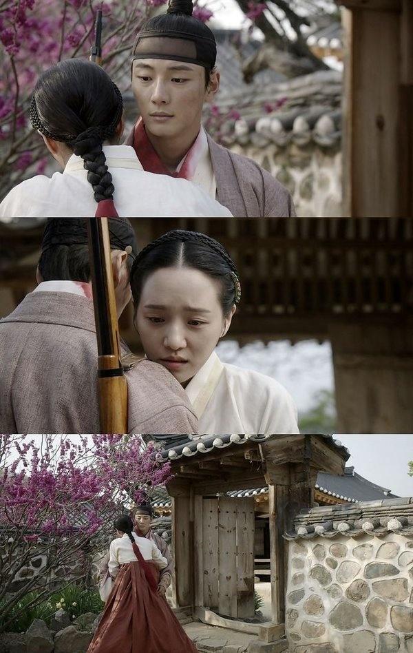 SBS 금토드라마 <녹두꽃> 한 장면