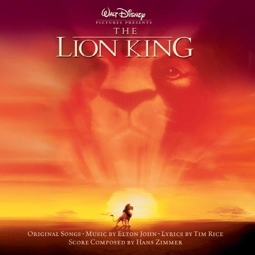 애니메이션 < 라이온 킹 > 사운드트랙.  미국에서만 1천만장 이상 팔린 베스트셀러면서 1990년대 엘튼 존 음악을 대표하는 걸작이다.  올해 극 영화로 리메이크 되면서 또 한번 큰 사랑을 모을 것으로 기대되고 있다.
