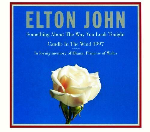 지난 1997년 고 다이애나 영국 왕세자비를 추모하는 싱글로 발표된 'Candle In The Wind 1997'.  원곡 포함해 총 3개의 각기 다른 버전이 1970, 80, 90년대에 걸쳐 전 세계 인기 차트에 오르는 진기록을 수립하기도 했다.