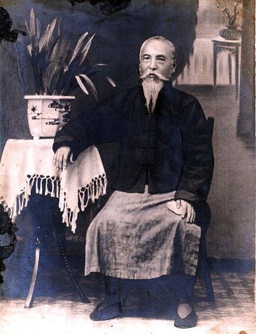 석주 이상룡(1858~1932). 우당 이회영과 함께 신흥무관학교를 설립하고 임시정부의 초대 국무령을 역임한 독립운동가다.