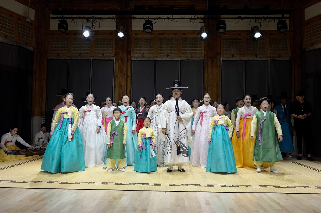 돈화문국악당 개관 전 공연축제 '프리&프리'