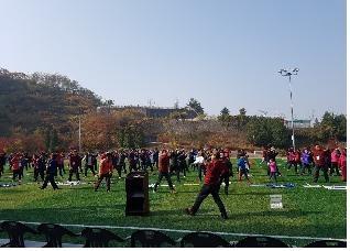 경기도평생교육진흥원 파주 체인지업캠퍼스 시설을 이용하는 도민들