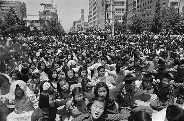 다큐멘터리 영화 <김군> 한 장면