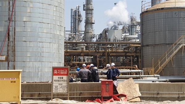 환경부는 고용노동부·충청남도·서산시·화학물질 안전원 등과 합동조사단을 구성하고, 지난 23일부터 사고가 발생한 한화토탈 대산공장에 대해 사고조사 등을 해왔다.