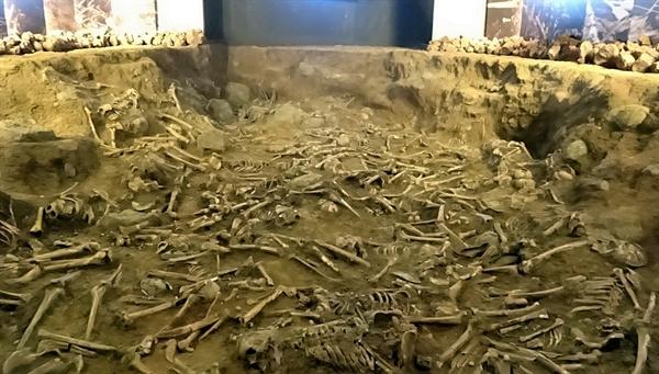 가장 많은 희생자가 나온 제주 중산간 마을.