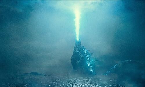 <고질라: 킹 오브 몬스터> 영화의 한 장면