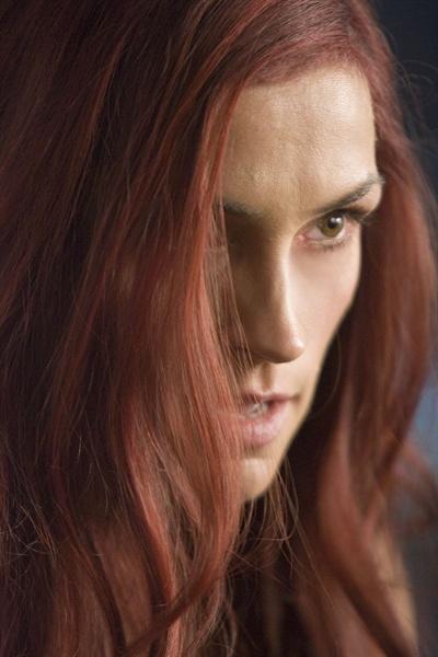 <엑스맨 - 최후의 전쟁>에(2006) 등장한 진 그레이(팜케 얀센)의 모습