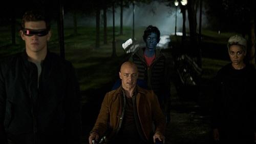 <엑스맨: 다크 피닉스> 영화의 한 장면