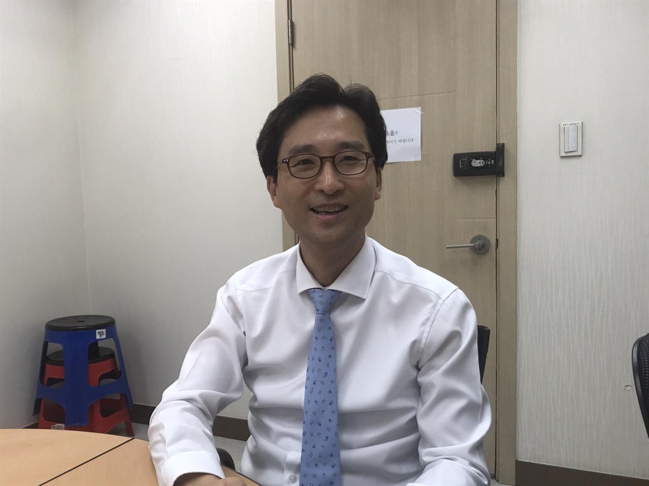 김원장 KBS <사사건건> 앵커
