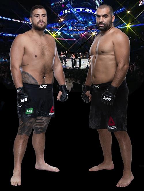 타이 투이바사(사진 왼쪽)와 블라고이 이바노프