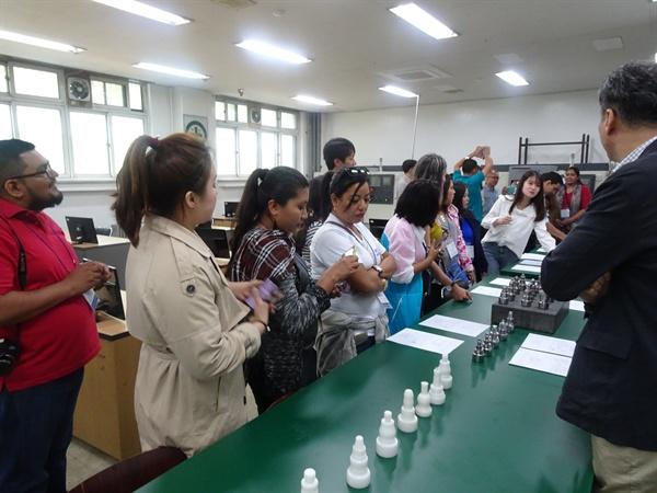 니카라과 교원 정보화 교육 연수