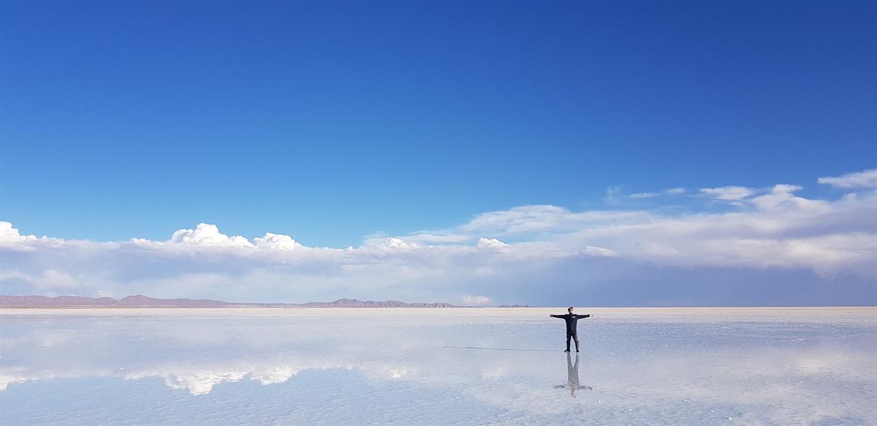 볼리비아 우유니 사막