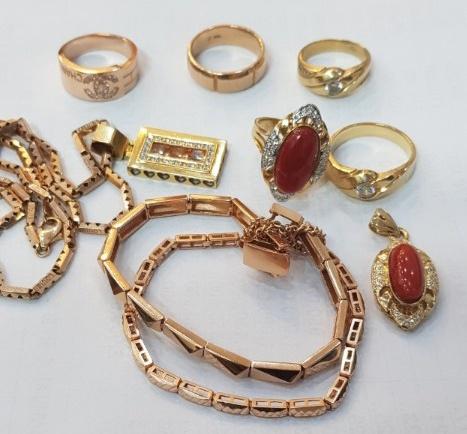 거제경찰서는 빈집에서 금품을 훔친 피의자를 검거했다.