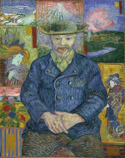 탕기 영감의 초상(1887)