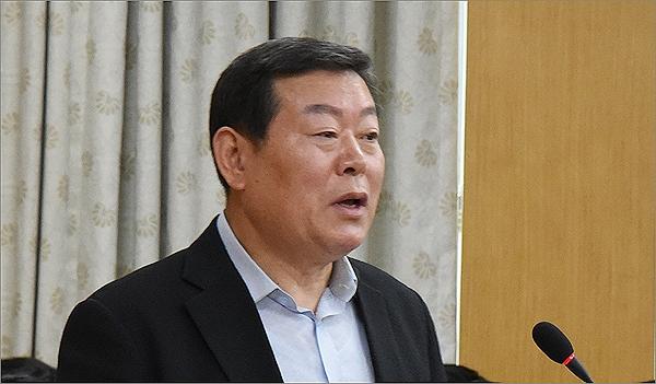 정관성 대전복지재단 대표이사.