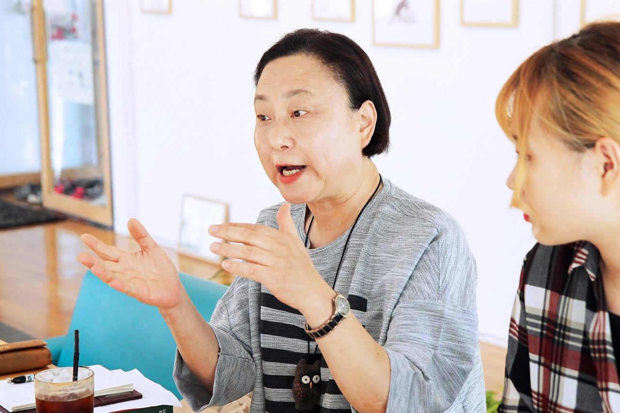 보리출판사 인터뷰 보리 세밀화 큰도감을 만든 보리출판사 기획실 대표 김용란
