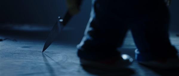영화 <사탄의 인형>의 한 장면