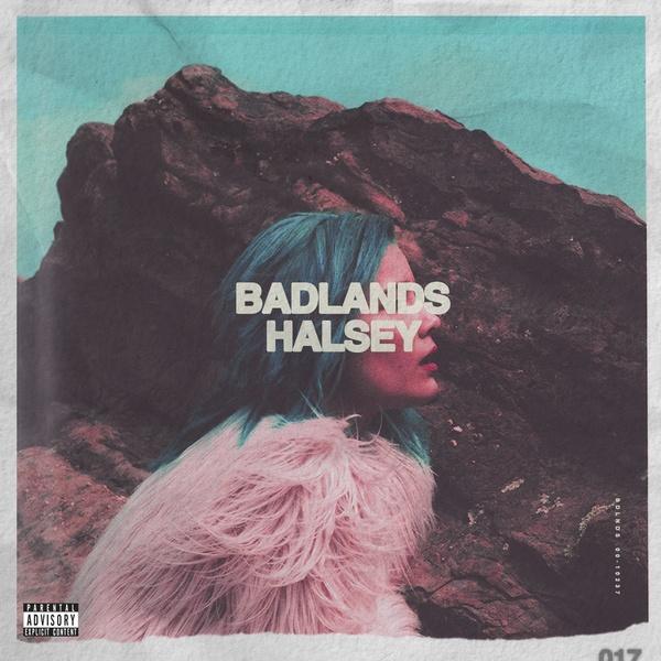 2015년 공개된 첫 정규 앨범 < Badlands >는 실제 할시 내면의 혼란과 개인적인 사건을 다룬 곡들로 구성되어 있다.