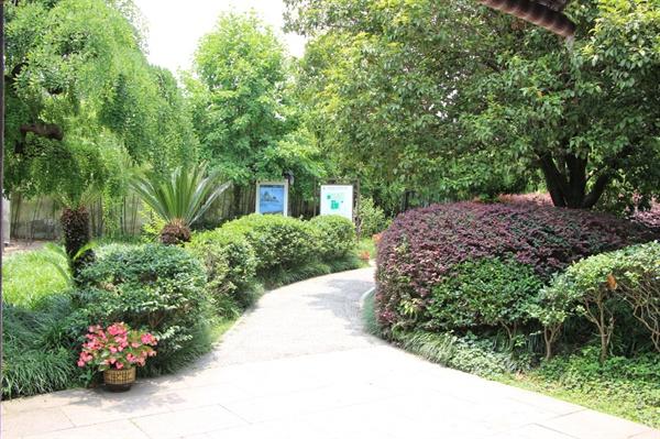 풍호방 정원