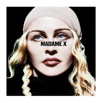 마돈나 새 앨범 < Madame X > 커버 이미지