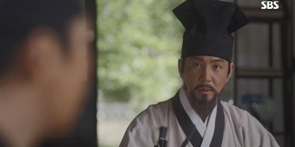 SBS 드라마 <녹두꽃>의 한 장면