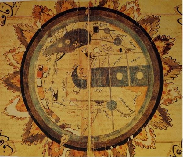 중세 이슬람 지도