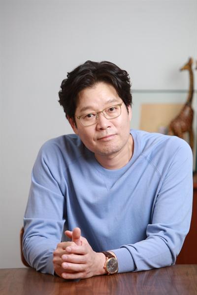 영화 <비스트>에서 민태 역할을 맡은 배우 유재명