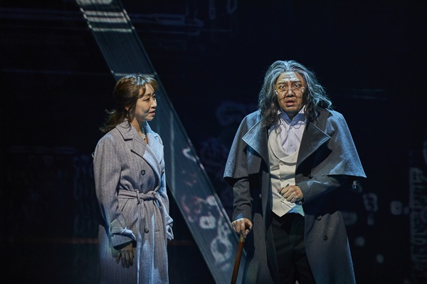 뮤지컬 메피스토 뮤지컬 메피스토의 프레스콜이 27일 오후 서울 압구정 광림아트센터에서 열렸다.