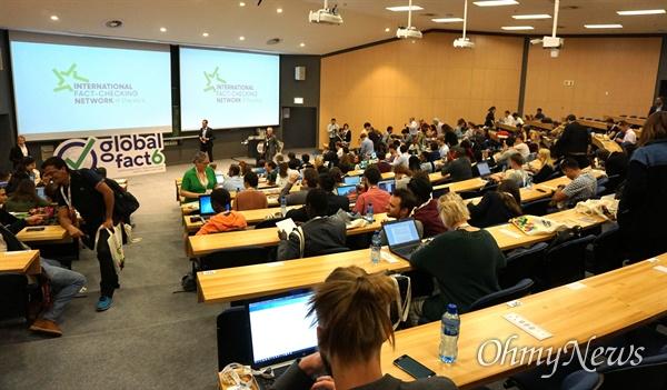 지난 19일부터 사흘간 남아프리카공화국 케이프타운에서 열린 글로벌 팩트6 현장.