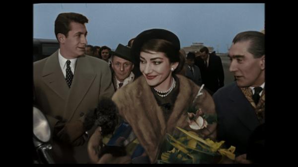 마리아 칼라스: 세기의 디바 세기의 디바, 마리아 칼라스를 조명한 다큐멘터리 영화 <마리아 칼라스: 세기의 디바> 스틸컷.