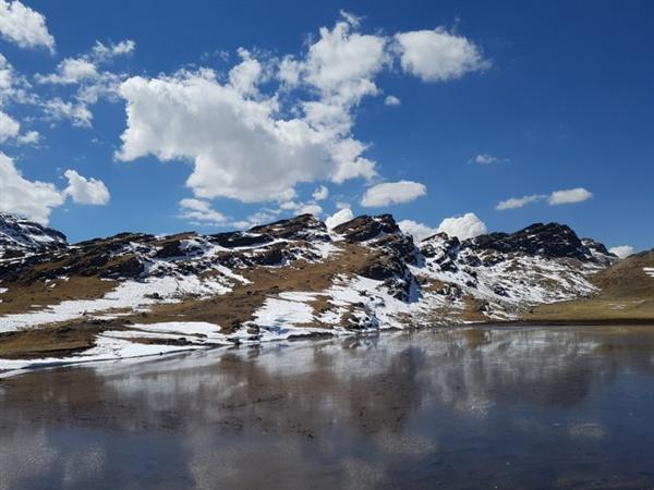 코차밤바 설산 모로챠타