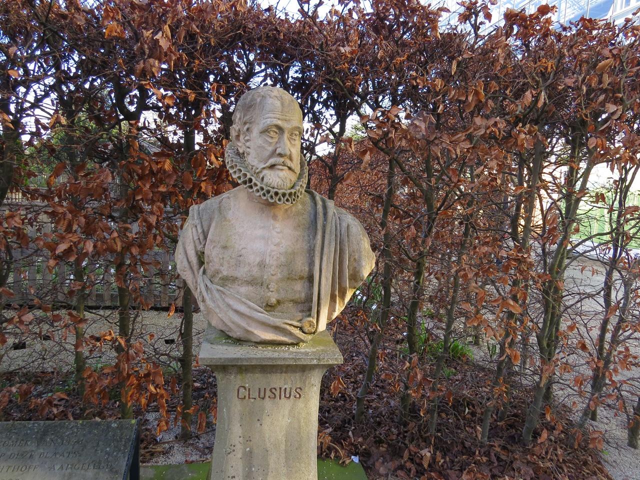클로시우스 흉상