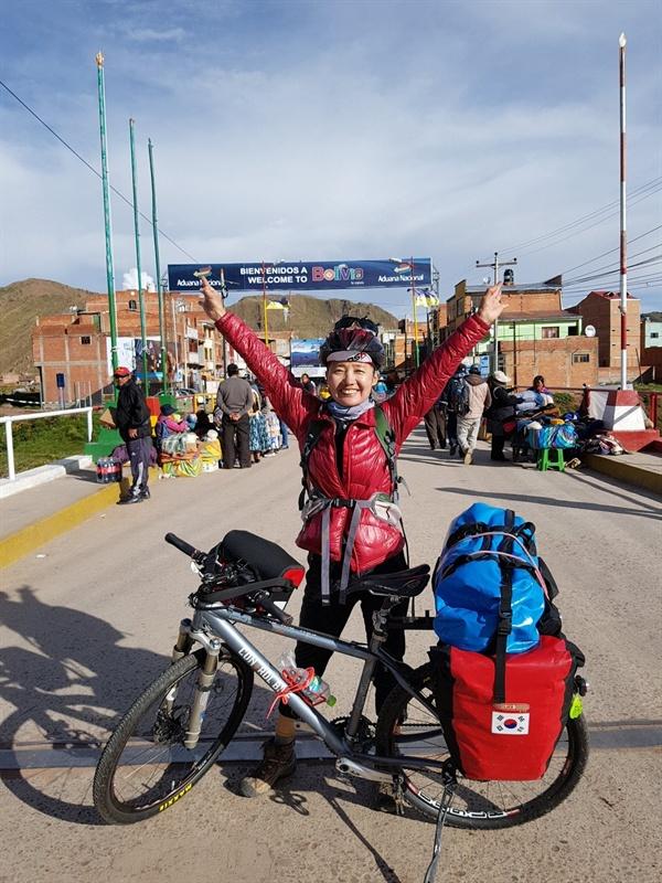 작년 아내는 안식월을 활용해 남미자전거여행에 도전했습니다. 아내는 달리기, 등반, 다이빙, 트레킹 같은 운동을 좋아합니다. 하지만 나는 그렇지 않습니다. LAT(Living Apart Together)의 삶을 통해 그런 아내를 견딜 필요가 없습니다.