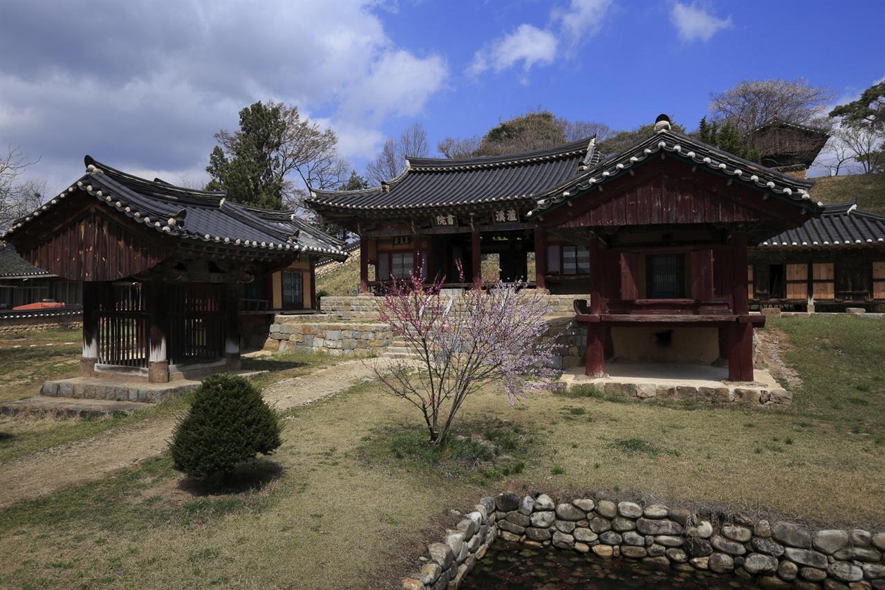 남계서원 (1552년, 경남 함양/ 사적 제499호)