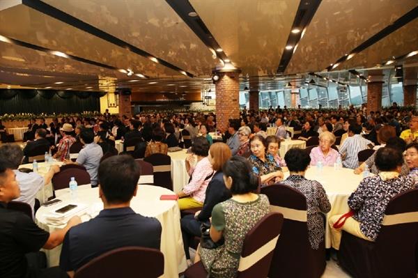 정의당 윤소하 국회의원이 지난 5일 <윤소하의 새벽편지> 출판기념회를 열었다.