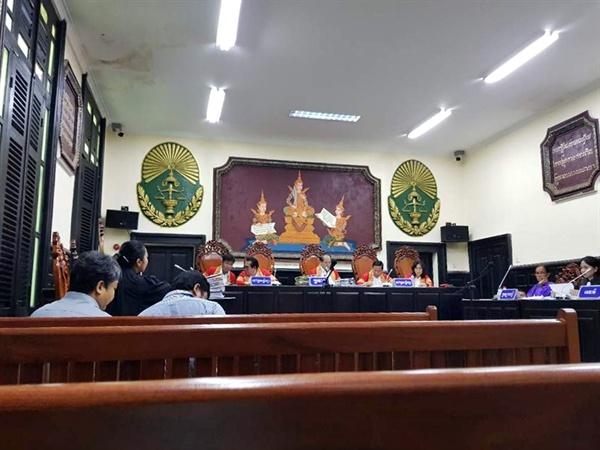 지난  9일 오전 8시(현지시각) 캄보디아 수도 프놈펜 항소심 법정에서 열린 캄코시티 시행사 월드시티(대표 이상호)를 상대로 낸 주식반환청구소송 항소심에서 예보가 결국 패소했다.