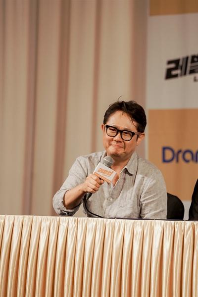 MBN 드라마 <레벨업> 제작발표회 현장