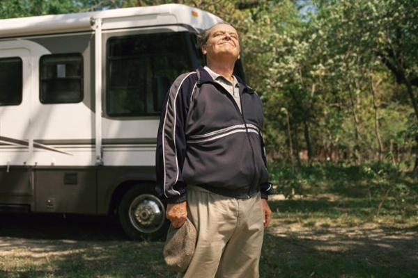 영화 <어바웃 슈미트>(2003>스틸컷.