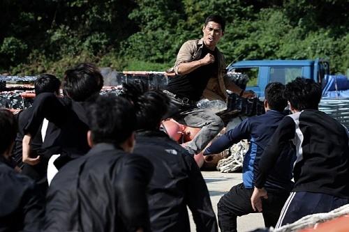 <난폭한 기록> 영화의 한 장면
