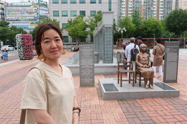 22년째 한국 거주하는 재한일본인 미야우치 아키오씨