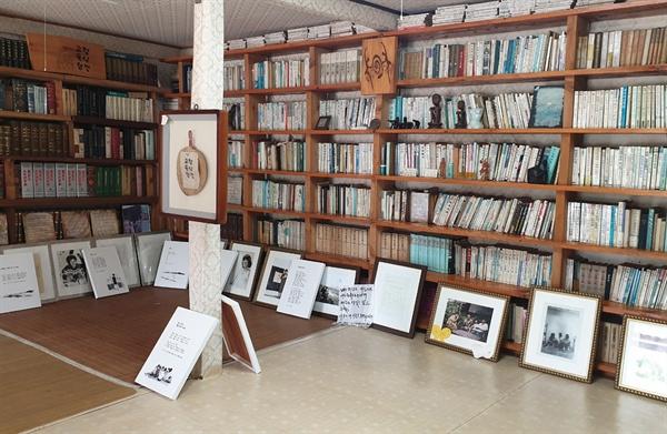 고정희 시인이 살았던 생가의 방. 전라남도 해남군 삼산면 송정리에 있다.