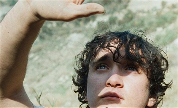 영화 <행복한 라짜로>의 한 장면.