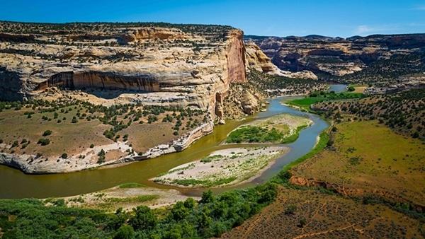 미국 공룡 화석산지 콜로라도와 유타에 걸쳐있는 공룡국립공원 주변 쥐라기 시대 모리슨 층 [사진 = 구글 이미지]